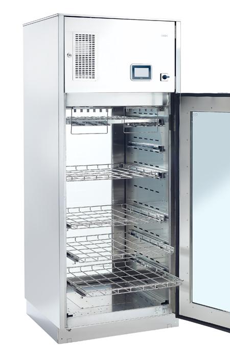 laboratory drying cabinet