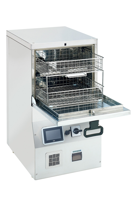 Image Dental Washer - DEKO D25 with doors open