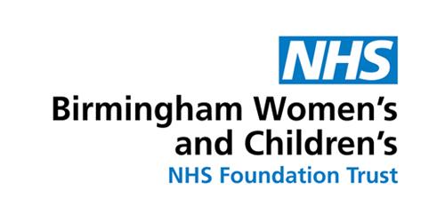 NHS Birmingham Logo