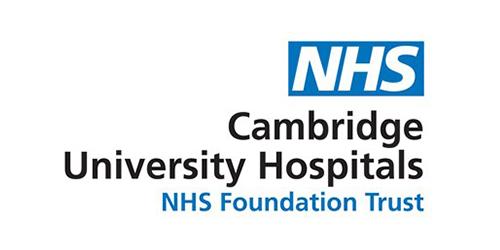 NHS Cambridge Logo