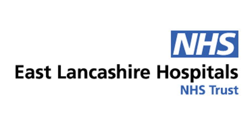 NHS East Lancashire Logo