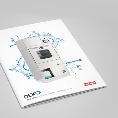 Image of brochure for Deko 2000