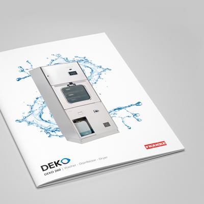 Image Of Brochure for Deko 260