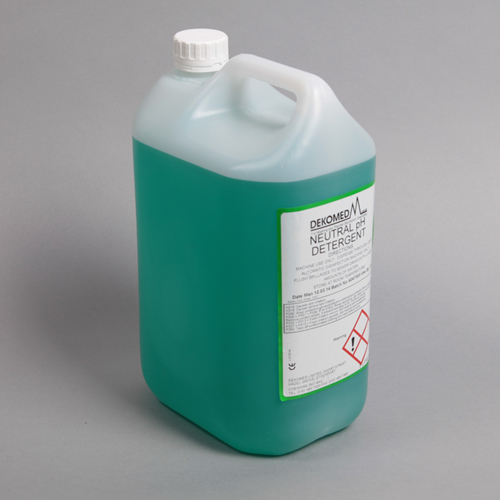 washer disinfector detergent