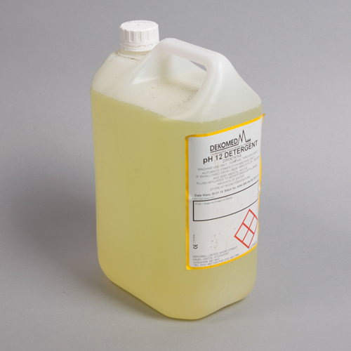 ph 12 washer disinfector detergent