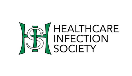 Healthcare Infection Society Logo