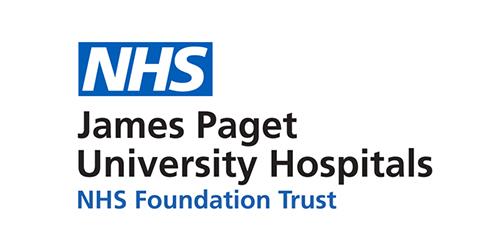 NHS James Paget Logo