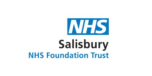 NHS Salisbury Logo