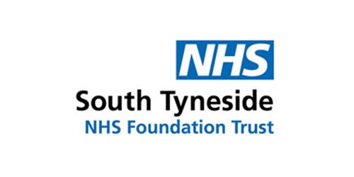NHS South Tyneside Logo