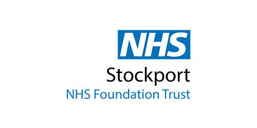 NHS Stockport Logo