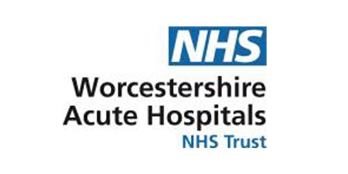 Worcestershire Acute Logo