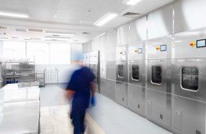 Hospital Sterilisation and Disinfection Units